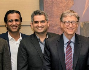 BILL GATES MEETS NEW-AGE HEALTHCARE LEADERS FROM INDIA: 3 TAKEAWAYS